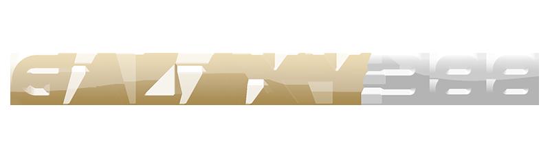 GALAXY388 logo text
